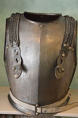 Cuirasse  Mod.1855 Chatellerault 1863 Cavalerie Second Empire-Guerre 1870/1871