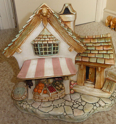 PenDelfin Fruit Shop Vintage Large collectable made in England collect ROTHERHAM