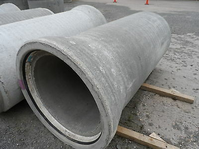 2.4m Concrete Pipe - 900mm diameter - Seconds