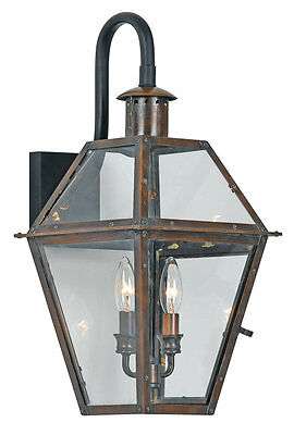Lois 2-Light Outdoor Wall Lantern Laurel Foundry Modern Farmhouse FREE SHIPPING