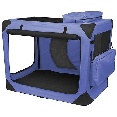 Home' n Go Deluxe Portable Soft Intermediate Pet Crate Pet Gear FREE SHIPPING