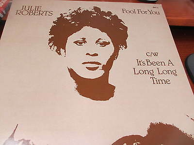 Julie Roberts - Fool For You   -   '12 Vinyl Record