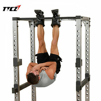 Inversion Gravity Boots Therapy Hang Fitness Spine Posture Up Gym Physio Anti