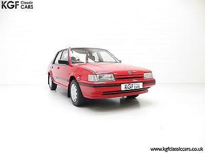 Possibly The Most Cosseted Rover Montego 1.6LX Ever with Just 48,365 Miles