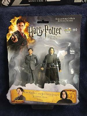 "Popco Harry Potter 3.75"" Figures TOM RIDDLE & SEVERUS SNAPE - Half Blood Prince"