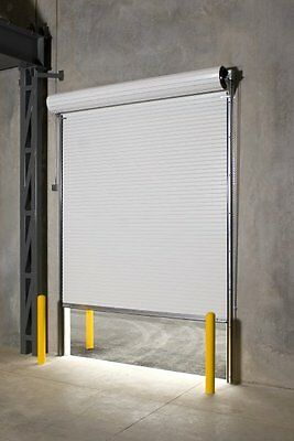 DuroSTEEL JANUS 8' Wide by 10' Tall 2000 Series Commercial Roll-up Door DiRECT