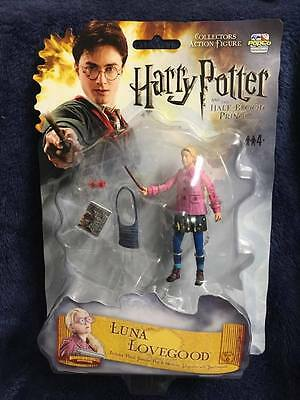 "Rare Popco Harry Potter 3.75"" Figures - LUNA LOVEGOOD - Half Blood Prince"