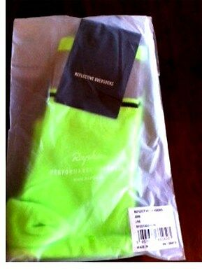 RAPHA  REFLECTIVE OVERSOCKS GREEN   L size ( 42-45)