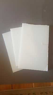 Opal, Semi transparent, FROSTED Acrylic sheets 5mm  ASSORTED BUNDLE, Perspex
