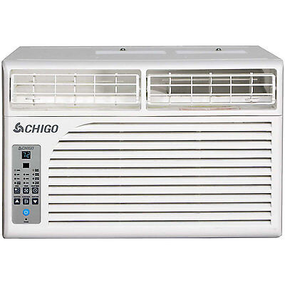 12,600 BTU Energy Star Window Air Conditioner with Remote Chigo FREE SHIPPING