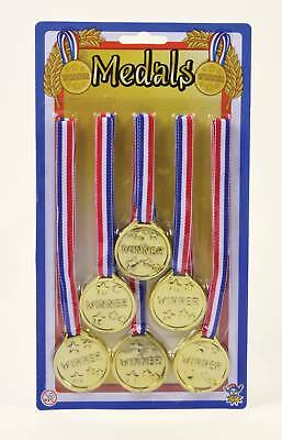 FANCY DRESS 6x Winners Medal
