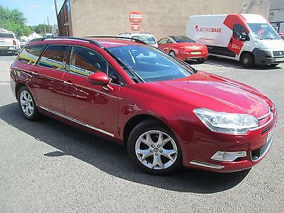 58 (2008) Citroen C5 2.0HDi VTR+ Estate