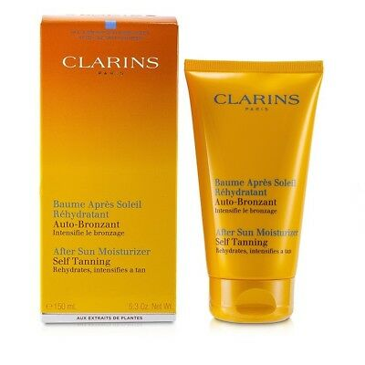 Clarins After Sun Moisturizer Self Tanning 150ml Sun Care & Bronzers