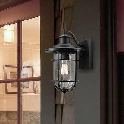Turner 1-Light Outdoor Wall Lantern Globe Electric Company FREE SHIPPING