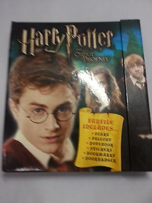 RARE Harry Potter and the Order of the Phoenix Book Funfile