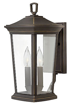 Bromley 2-Light Outdoor Sconce Hinkley Lighting FREE SHIPPING (BRAND NEW)