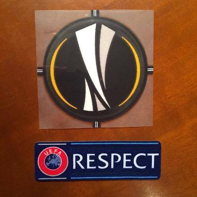 OFFICIAL Sporting iD SensCilia LEXTRA TOPPA PATCH EUROPA LEAGUE RESPECT 2016