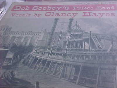 "BOB SCOBEY'S FRISCO BAND: ""Same"" ORIGINAL/GOOD TIME JAZZ/US"