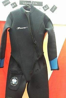 Beaver Icelandic Ultra 2 piece 7mm Size ladies ml Wetsuit Scuba Diving Surfing