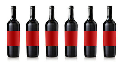 6 pack black market Mystery South Australian Red Wine