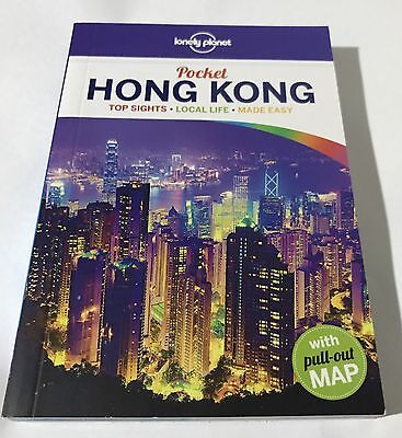 Lonely Planet Pocket Hong Kong [Paperback] by Lonely Planet
