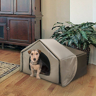 Richell Convertible Hooded Pet Bed Akoma FREE SHIPPING (BRAND NEW)