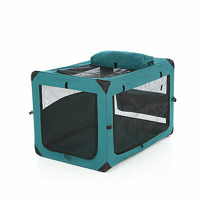 Home' n Go Generation II Deluxe Portable Soft Large Pet Crate Pet Gear (NEW)