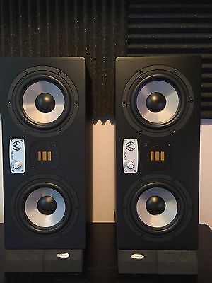 Eve Audio SC307 3-Way Active Studio Monitors (Pair) - B STOCK