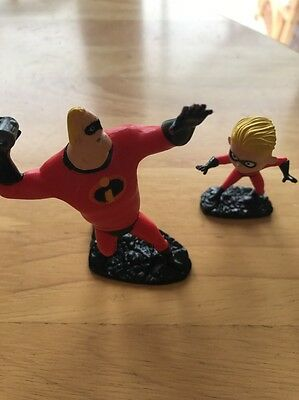 Disney Collectable Figures - The Incredibles