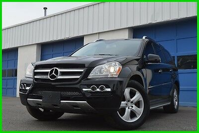 2011 Mercedes-Benz GL-Class GL450 4MATIC AWD Navigation Premium Pkg Cold Pkg Premium Package Cold Weatger Package Memmory Seat Package Heated Seats Excellent