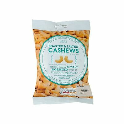 Marks & Spencer Roasted & Salted Cashews 150g