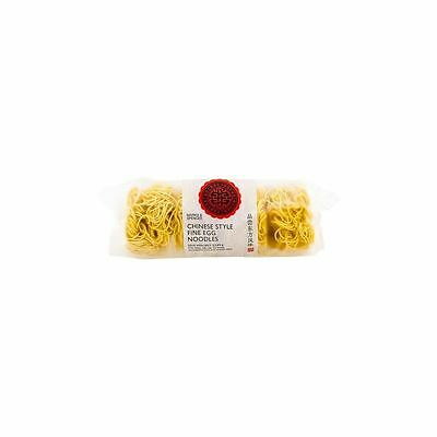 Marks & Spencer Chinese Style Fine Egg Noodles 250g