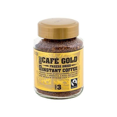 Marks & Spencer Gold Freeze Dried Instant Coffee 100g