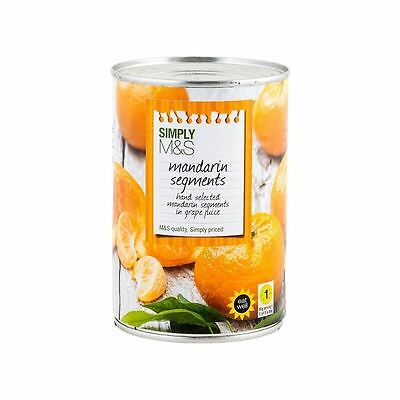 Marks & Spencer Mandarin Segments 411g