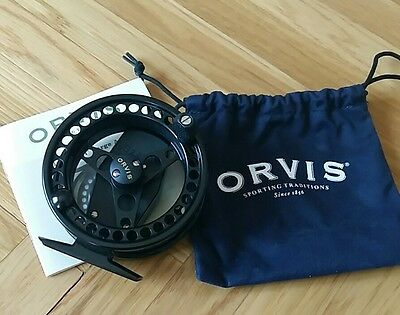 Orvis battenkill large arbor fly fishing reel mulinello pesca mosca