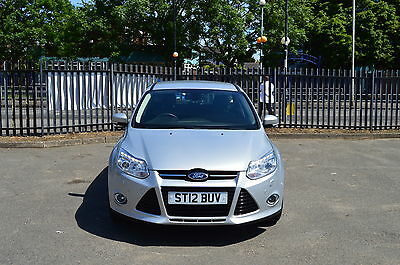 Ford Focus TDCi Titanium X 5dr / Ford F.S.H/Heated Leather Seats/AutoPark  Assis