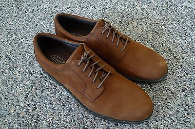 Rockport Men's Brand New Size 10-1/2 M Dress Casual Leather Shoes