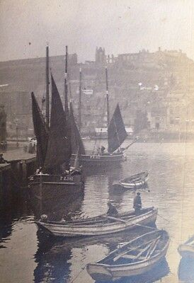 Stunning album of Victorian Whitby photographs c.1890 Sutcliffe connection