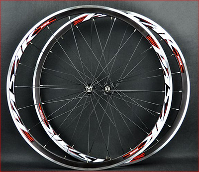 Road bike ultra light sealed bearing 700C wheels wheelset 30mm Rims
