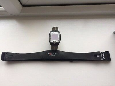 Polar FT1 Heart Rate Monitor and Polar T31-Coded Heart Rate Chest Strap
