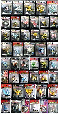 Pokemon Figure Toys 1st Generation #060-#151 Tomy Monster Collection Unused