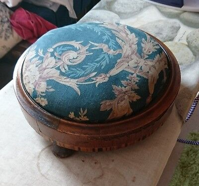 Antique Victorian Footstool