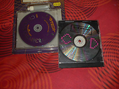 CD Disc Cleaner and many more functions.