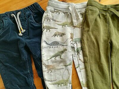 Boys Next trousers. 2-3 years old.