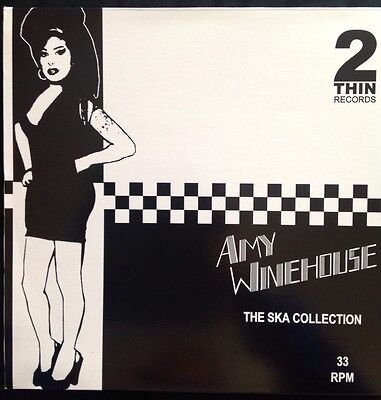 Amy Winehouse - The Ska Collection - 2-SOUL-100 - Vinyl LP - New