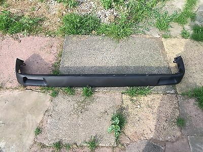 "VOLKSWAGEN GOLF MK2 GTI FRONT LOWER SPOILER ""small bumper model"" NEW NEVER USED"