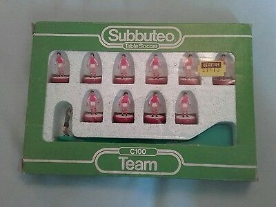 Vintage Subbuteo Team WALES Ref 330 Perfect in Original Box