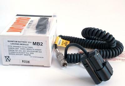Quantum Mb2 Battery 1/1 + Locking Module