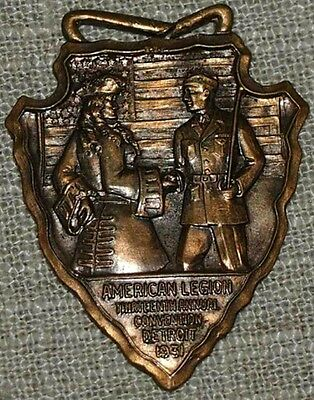 USA Medal of 1931 - American Legionnaires Convention !