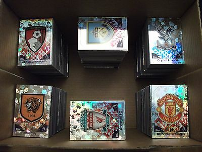 Match Attax 2016-17 - choose 30 cards from 503 available numbers (base & extras)